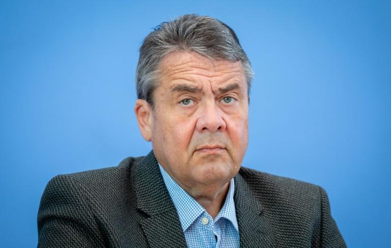 Gabriel übernimmt Vorsitz der Atlantik-Brücke (© 2019 AFP)