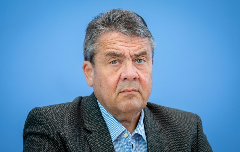Gabriel übernimmt Vorsitz der Atlantik-Brücke