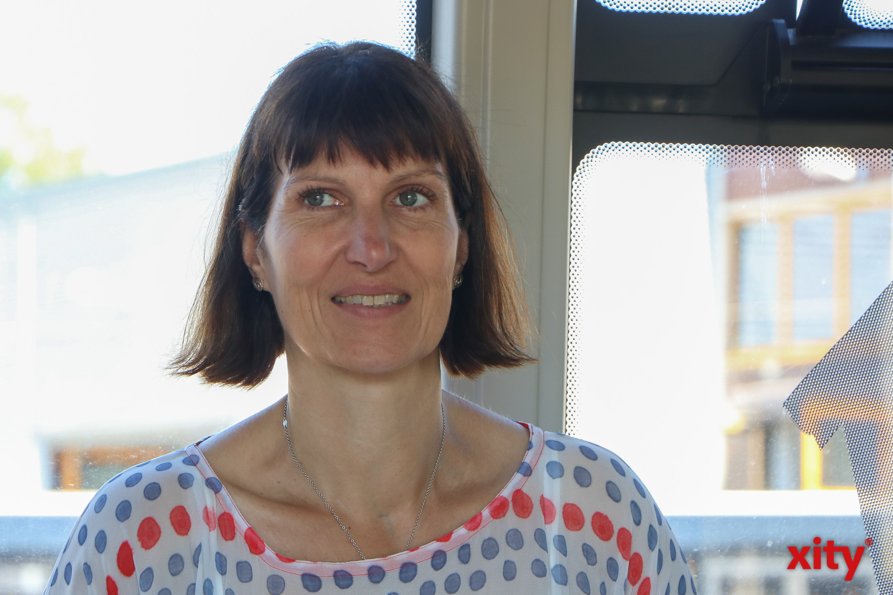 Birgit Alkenings, Bürgermeisterin der Stadt Hilden (Foto: xity)