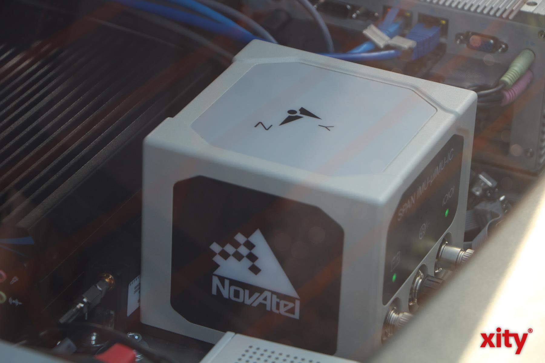Verschiedene Technologien wurden bei KoMoD im realen Straßenverkehr getestet (Foto: xity)