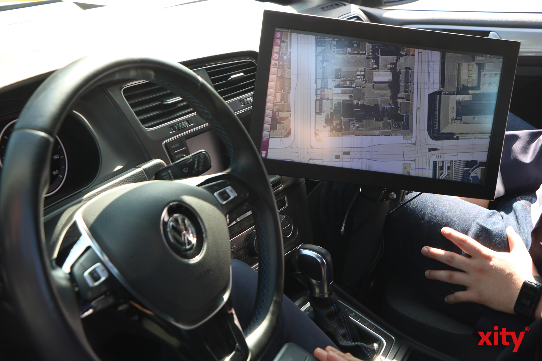 Wirklich autonomes Fahren ist noch nicht umgesetzt (Foto: xity)