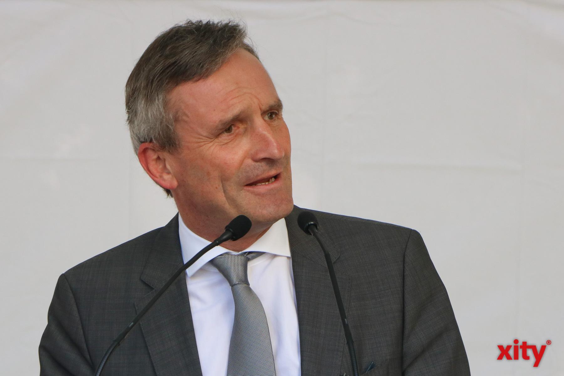 Düsseldorfs Oberbürgermeister Thomas Geisel (Foto: xity)