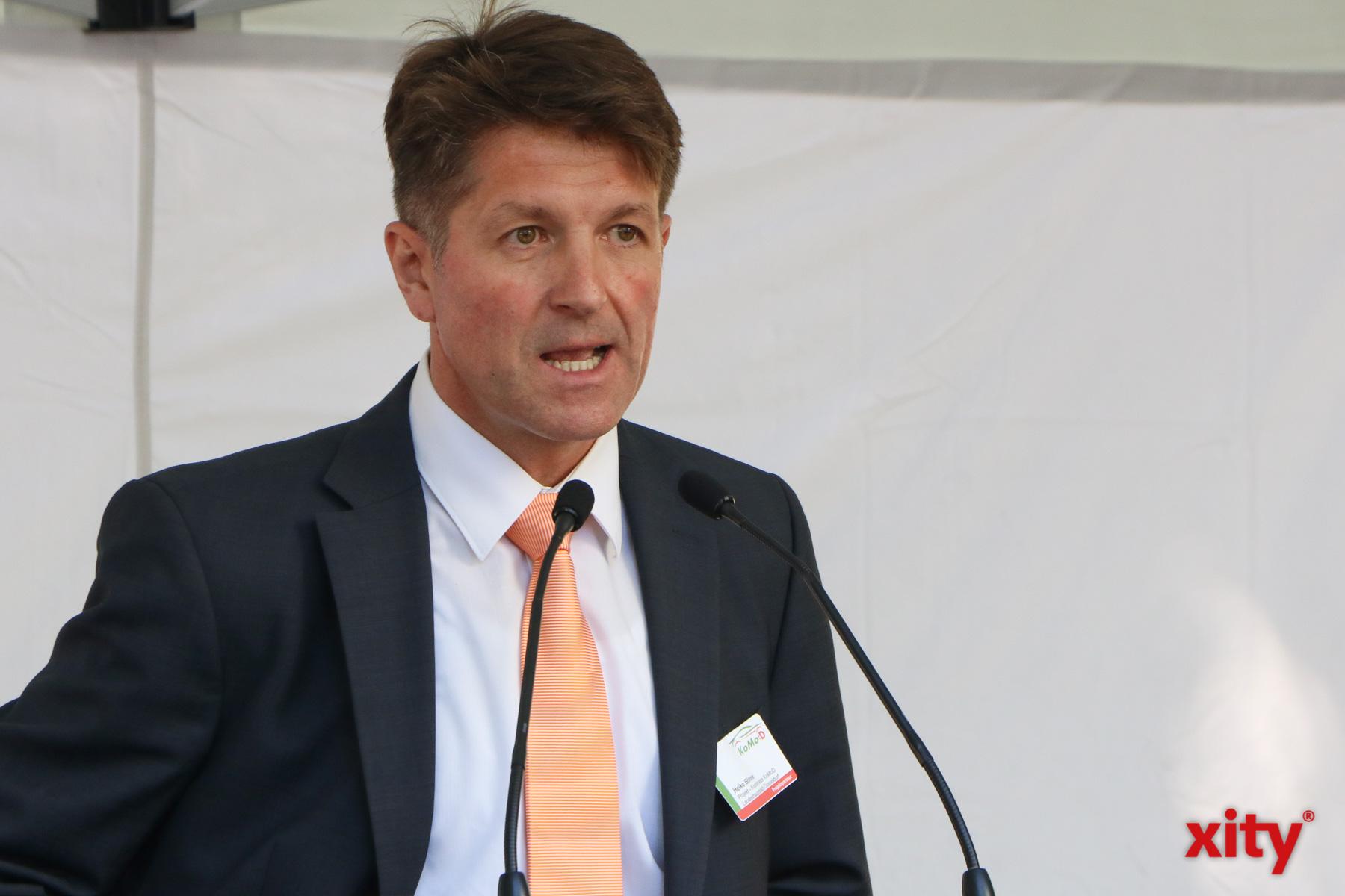KoMoD-Projektleiter Heiko Böhme (Foto: xity)
