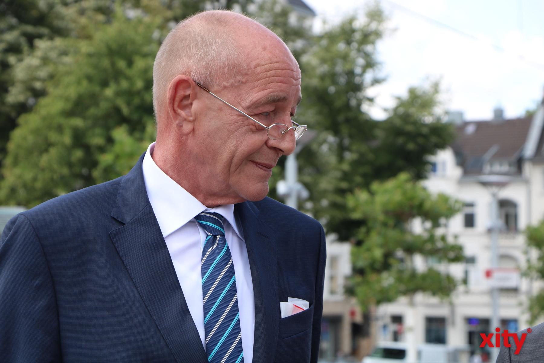 Bezirksbürgermeister Rolf Tups (Foto: xity)