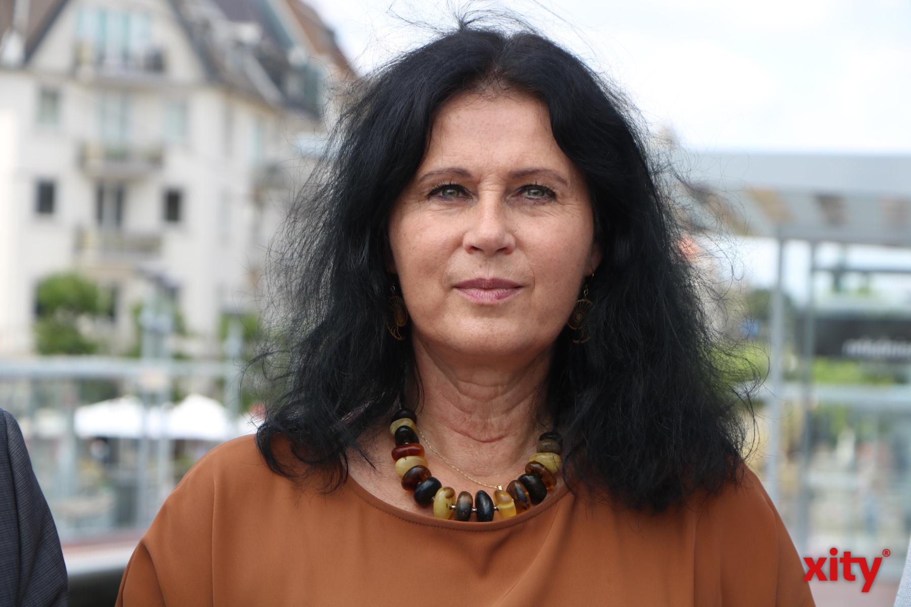 Cornelia Zuschke, Dezernentin für  Planen, Bauen und Grundstückswesen der Stadt Düsseldorf (Foto: xity)