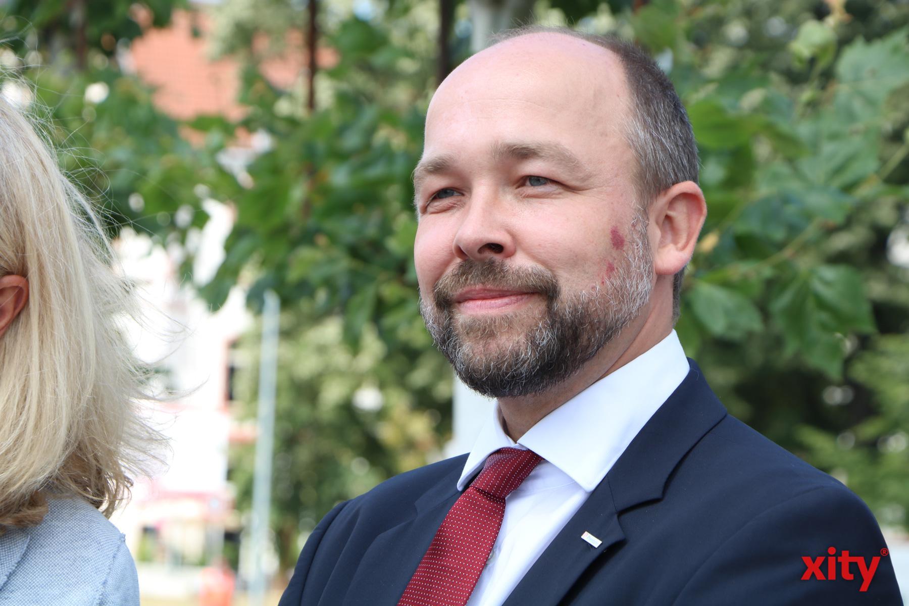 Dr. Andreas Ferlic, Abteilungsleiter Planung Verkehrsanlagen der Rheinbahn (Foto: xity)
