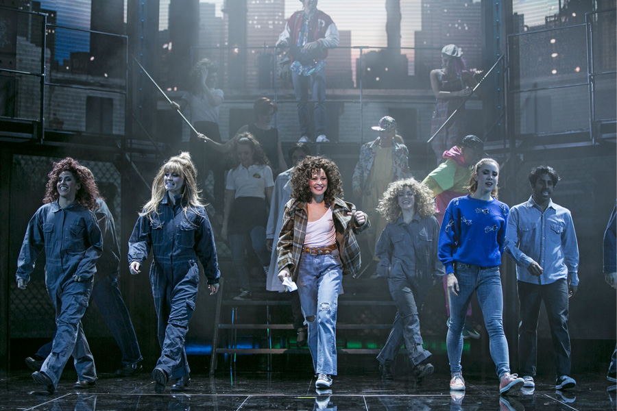 Das Lebensgefühl der 80er Jahre live auf der Bühne
