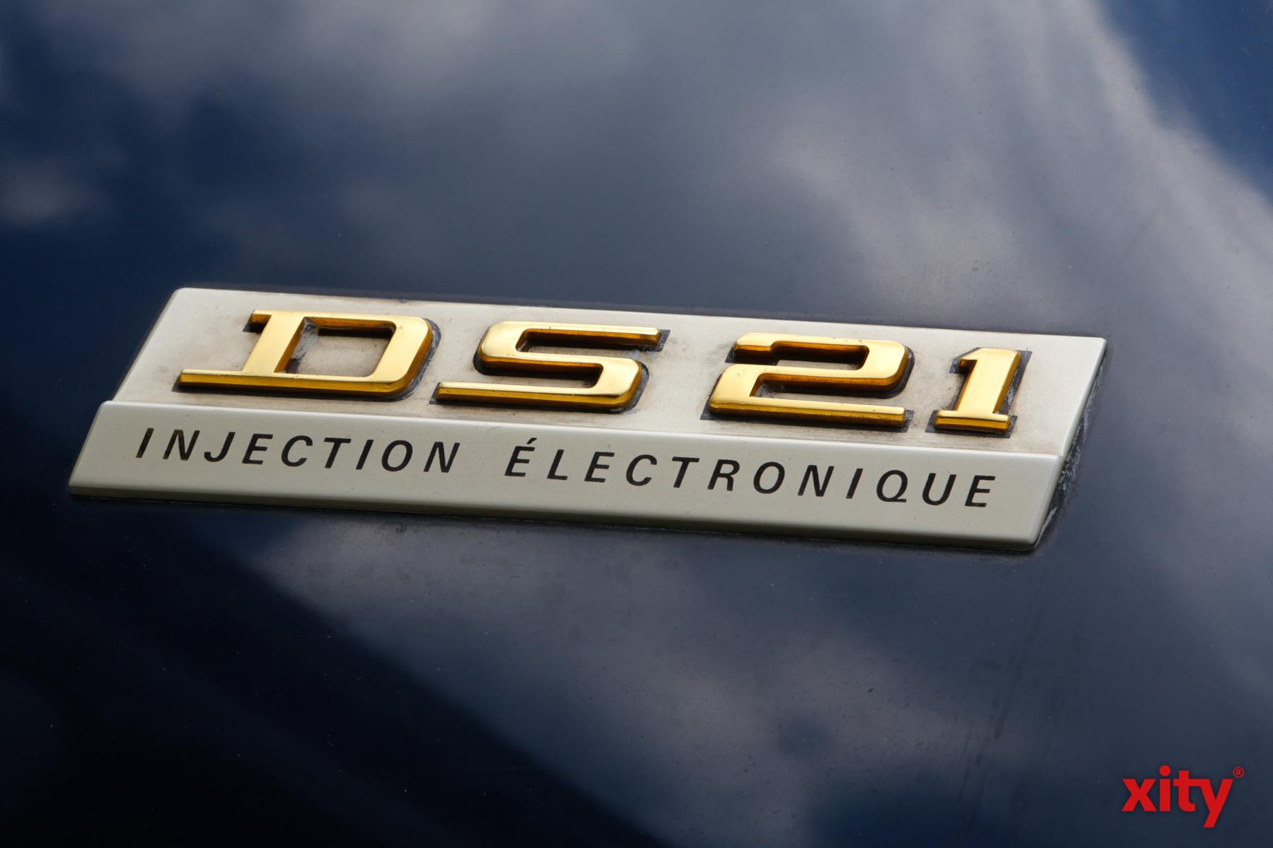 Die DS gilt bei Oldtimerfans als erstes wirklich schönes Auto (Foto: xity)
