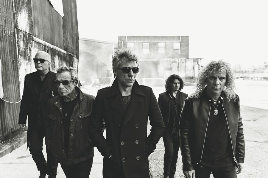 Bon Jovi für zwei Auftritte in Deutschland zu Gast