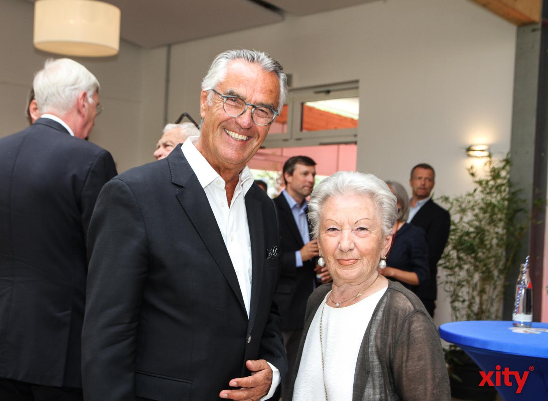 Dr. Paul Breuer und Anita Kajfes (Foto: xity)