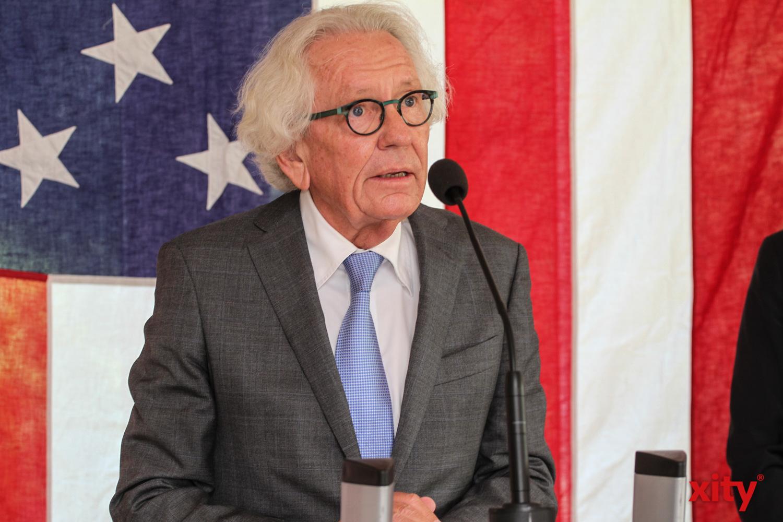 Dr. Stephan Holthoff-Pförtner, Minister für Bundes- und Europaangelegenheiten des Landes Nordrhein-Westfalen (Foto: xity)