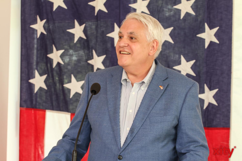 Frank Sportolari, Präsident der American Chamber of Commerce (Foto: xity)