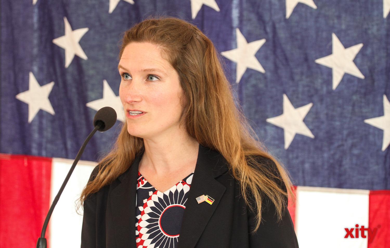 Fiona Evans, Generalkonsulin der Vereinigten Staaten von Amerika (Foto: xity)