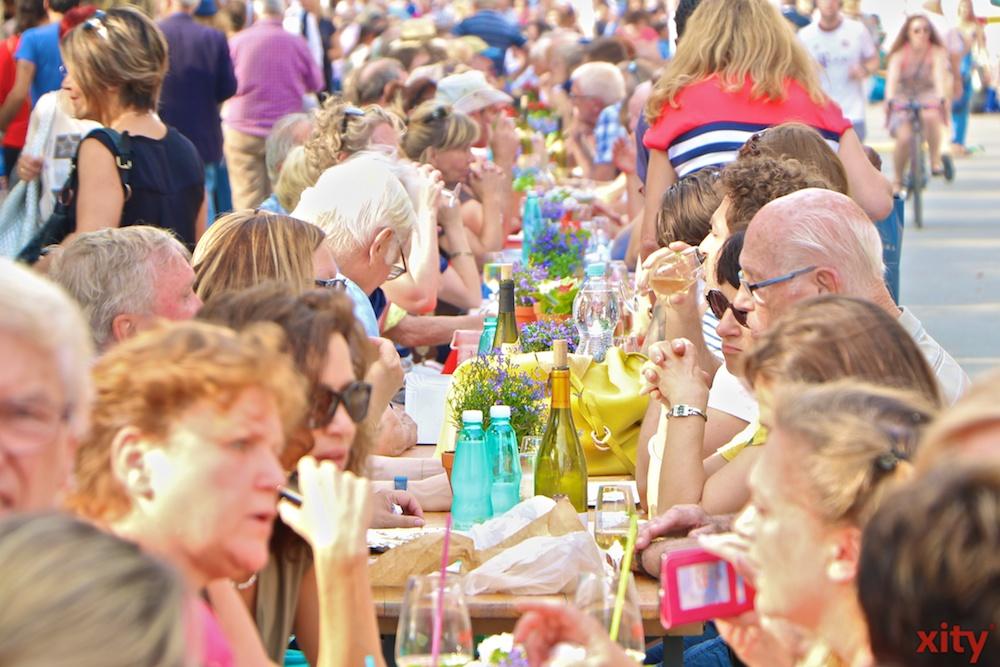 Am Freitag startet in Düsseldorf das 19. Frankreichfest (Foto: xity)