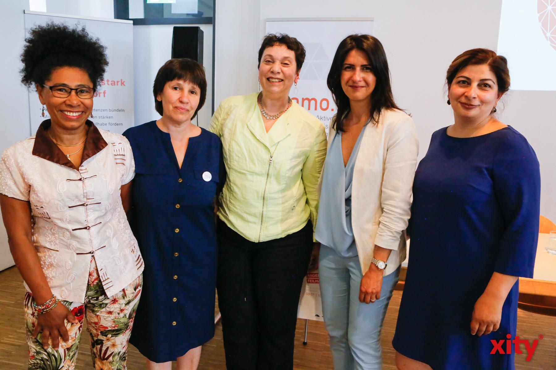 """Das Netzwerk NDMO lud zur Konferenz """"Flucht und Ankommen. Die Perspektive von Frauen""""  (Foto: xity)"""