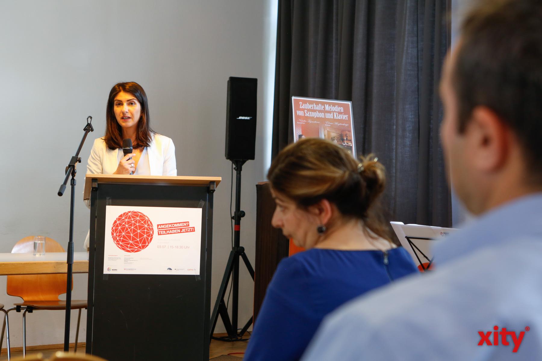 Im Rahmen der Konferenz wurden Beispiele für gelungene Integration aufgezeigt (Foto: xity)
