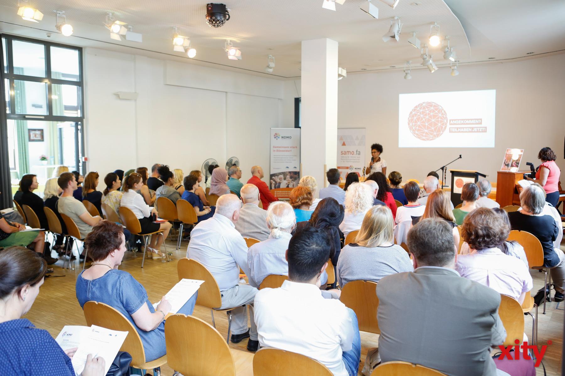 Viele waren der Einladung zur Konferenz gefolgt (Foto: xity)