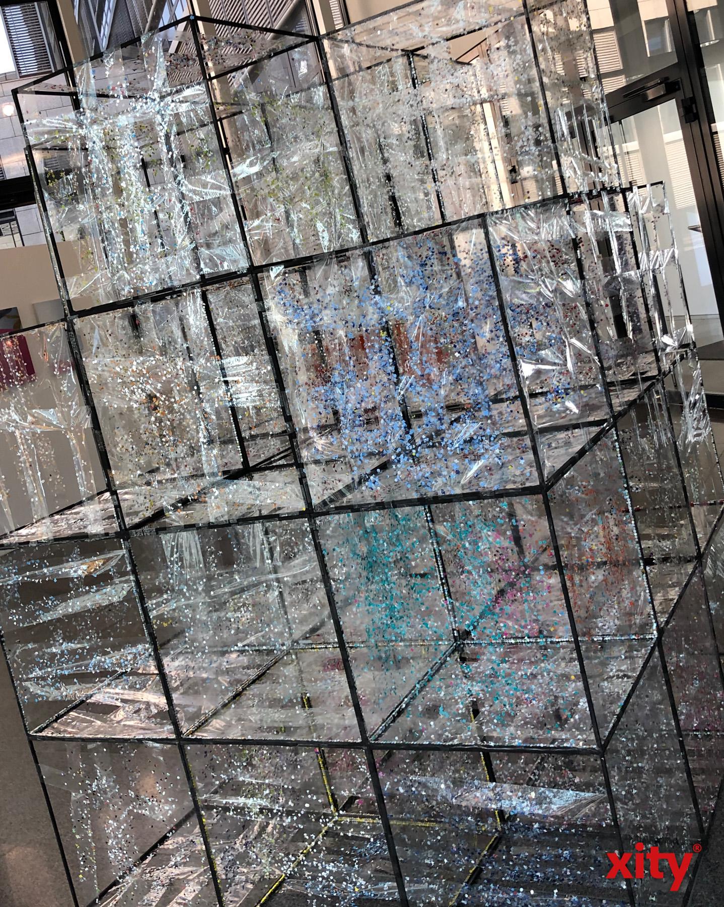 Seit 2010 wurden 116 Studierende und Absolventen der Kunstakademie bei PwC präsentiert (Foto: xity)