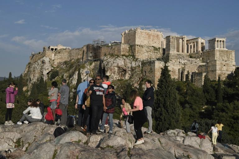 Berlin und Athen unterzeichnen Abkommen zu Gründung von Jugendwerk (© 2019 AFP)
