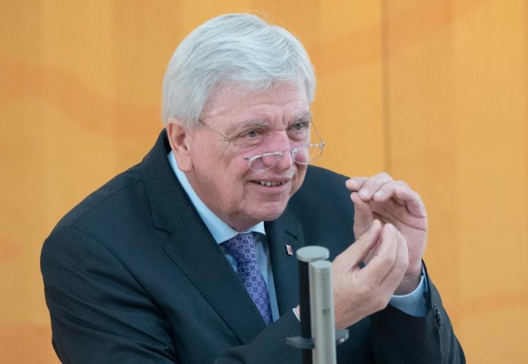 """Bouffier: Verhalten der SPD im Falle von der Leyen """"unehrlich"""" und """"wirr"""" (© 2019 AFP)"""
