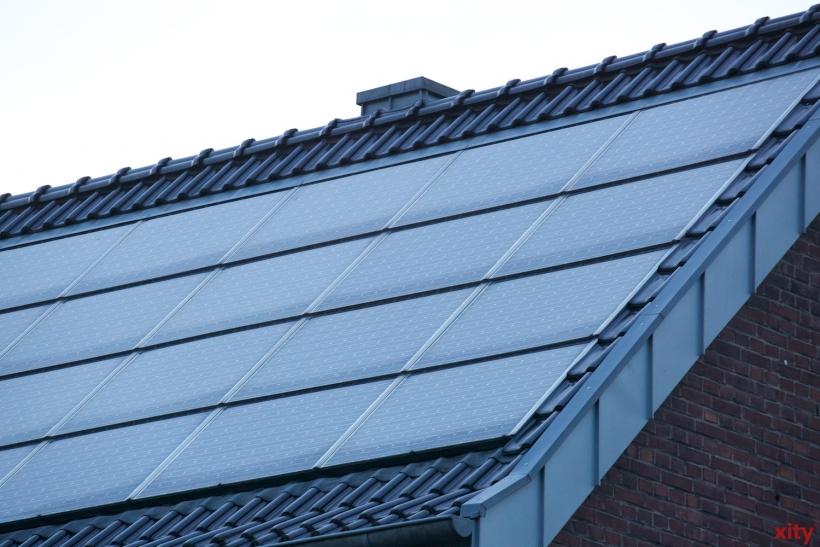 Landeshauptstadt Düsseldorf startet Ausbauinitiative Photovoltaik (Foto: xity)