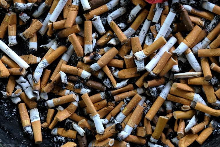 SPD-Fraktionsvize fordert schärferes Rauchverbot in der Öffentlichkeit (© 2019 AFP)