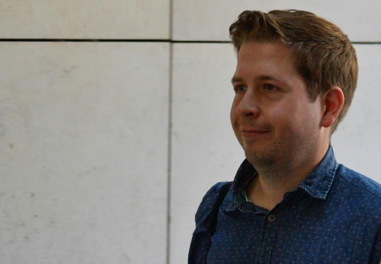 Kühnert schließt Kandidatur für den SPD-Vorsitz nicht aus (© 2019 AFP)