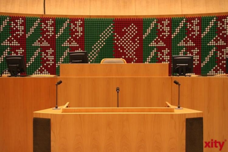 Der 10. Jugend-Landtag NRW ist gestartet (Foto: xity)