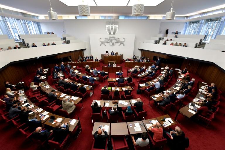 SPD und Grüne in Bremen beraten über Rot-Grün-Rot (© 2019 AFP)