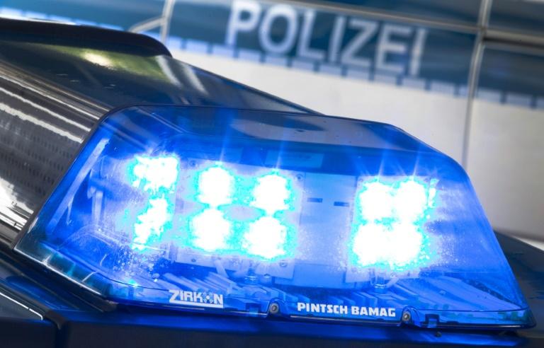 Mehrere Verletzte bei Busunglück auf Autobahn 44 (© 2019 AFP)