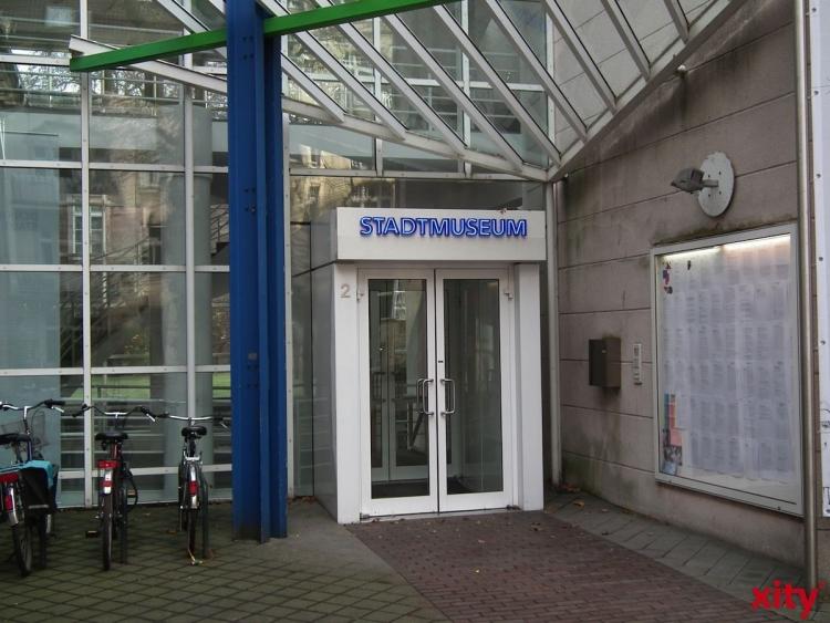 Im Stadtmuseum Düsseldorf dreht sich heute alles um das Thema Wohnen (Foto: xity)