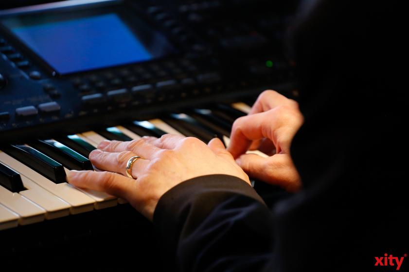 Experimentelles Klavierkonzert im Heine-Institut