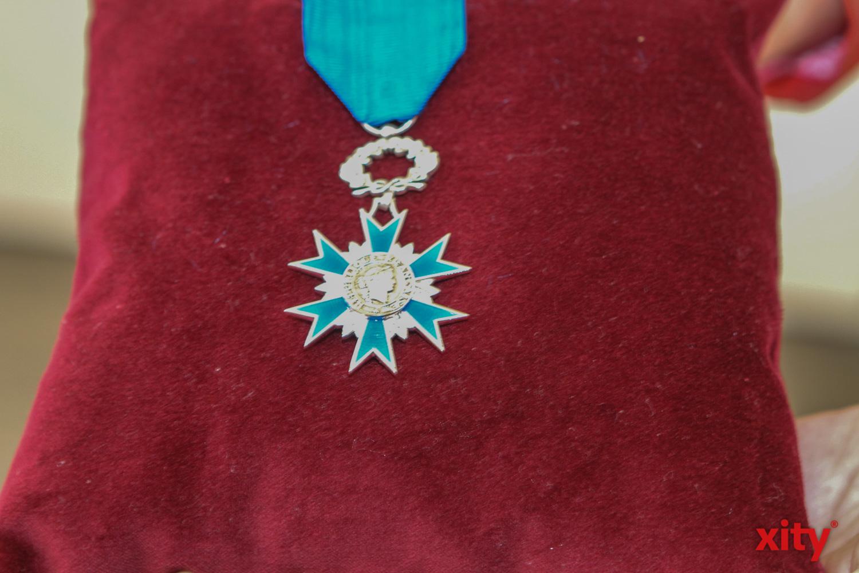 Thomas Geisel ist nun Ritter im Nationalen Verdienstorden (Foto: xity)