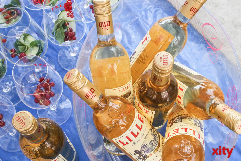 Auch feine Cocktail wurden angeboten (Foto: xity)