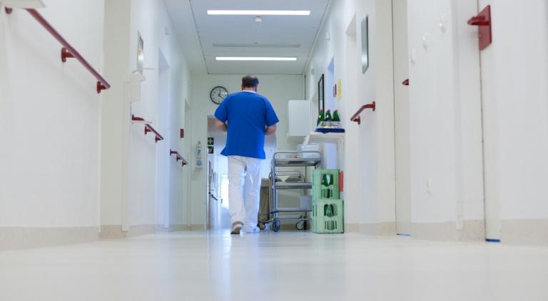 Finanzspritze für 120 Krankenhäuser auf dem Land (© 2019 AFP)