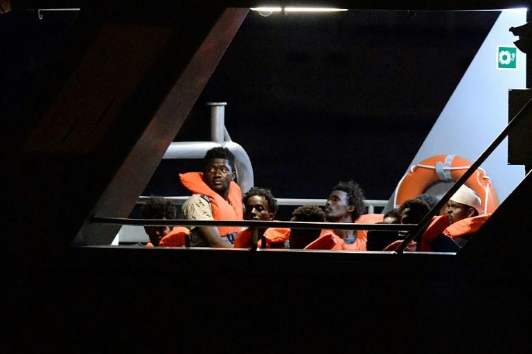 Minister Müller fordert internationalen Einsatz für Flüchtlinge in Libyen (© 2019 AFP)