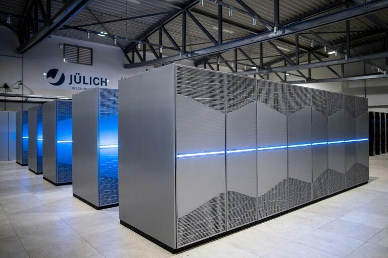 Forschungszentrum Jülich und Google schließen Partnerschaft bei Quantencomputern (© 2019 AFP)