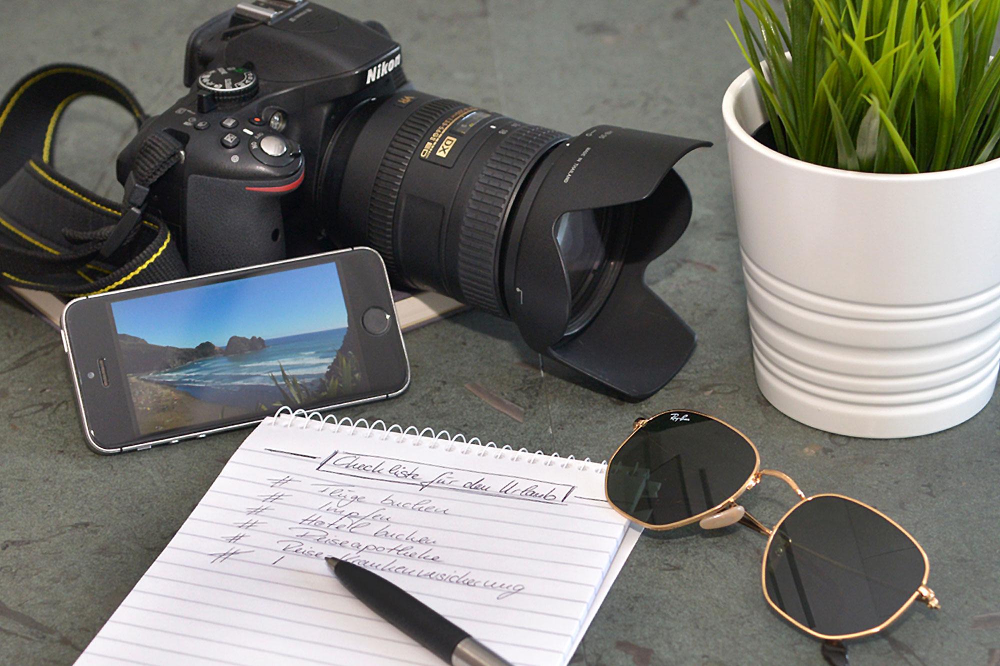 Eine Checkliste vor dem Urlaub ist empfehlenswert (Foto: Thomas Weinstock/Kreis Soest)