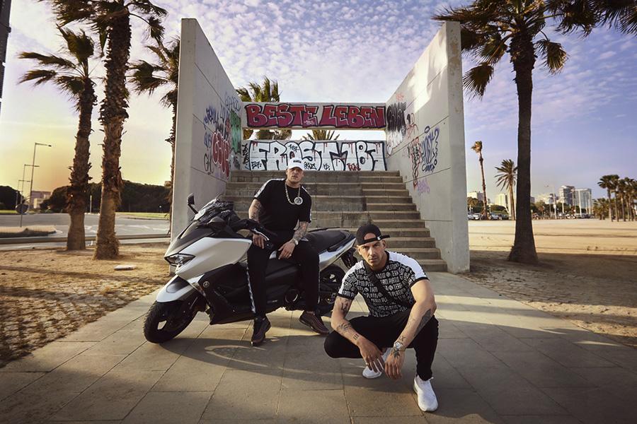 Bonez MC & RAF Camora geben Zusatzkonzerte bekannt