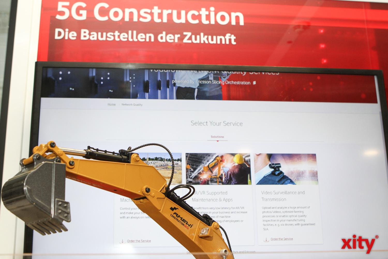 Der Ausbau des 5G-Netzes ist wichtig für die Deutsche Wirtschaft (Foto: xity)