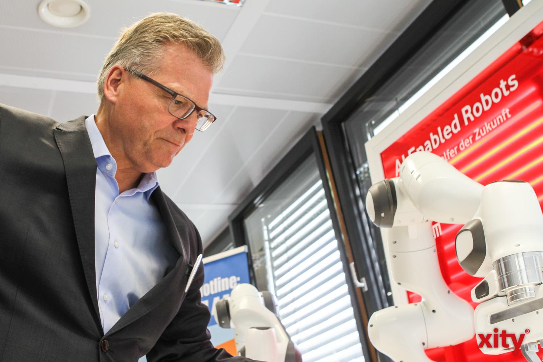 IHK-Vizepräsident Dirk Lindner (Foto: xity)