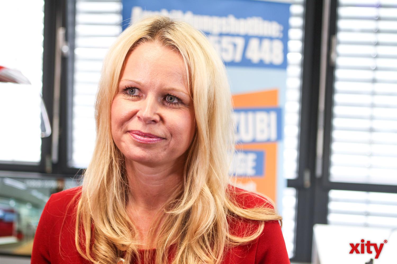 Angela Erwin, Landtagsabgeordnete (Foto: xity)