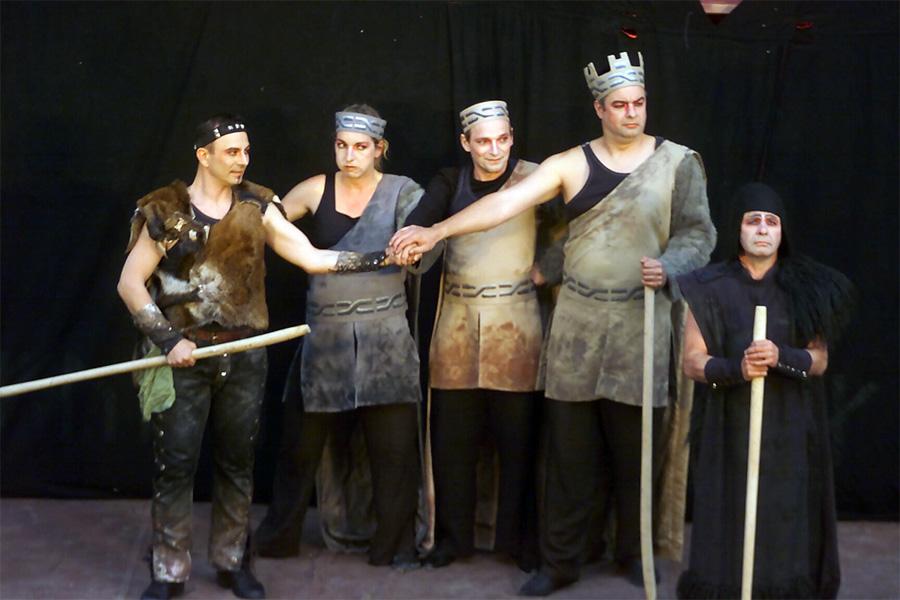 'Die Nibelungen' werden ins Stadttheater verlegt