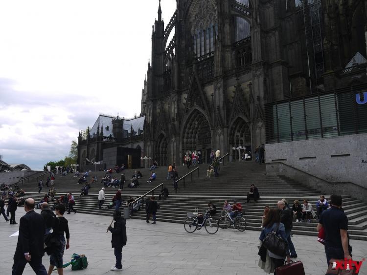 Die größte Stadt in NRW und viertgrößte Stadt Deutschlands ist nach wie vor Köln (Foto: xity)