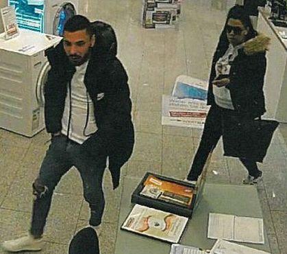 Unbekannte setzen gestohlene Debitkarten mit PIN ein (Foto: Polizei Mönchengladbach)