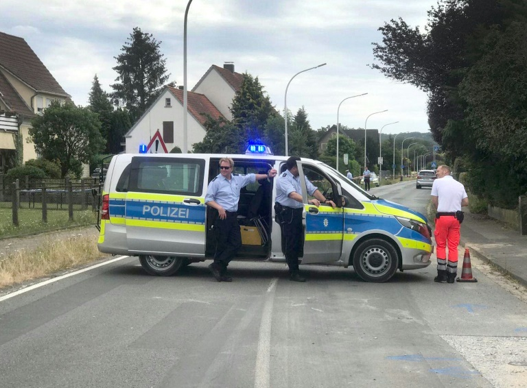 Drei Tote bei mutmaßlichem Familiendrama in der Nähe von Bielefeld (© 2019 AFP)