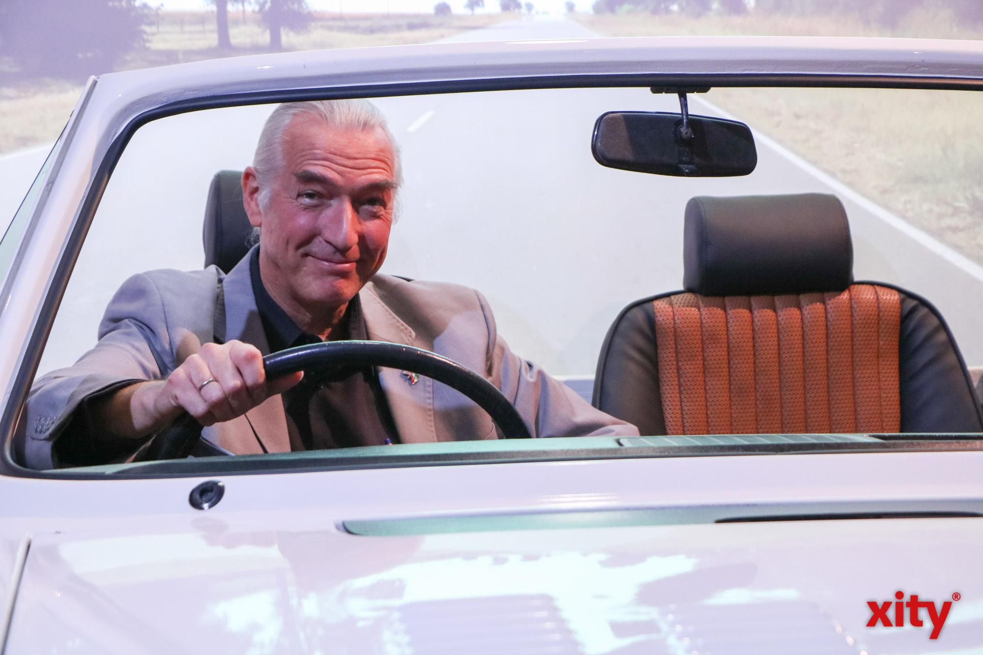 "Bernd Desinger zu Gast bei ""Frisch gepresst"""