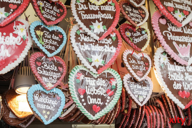 Auch süße Andenken dürfen nicht fehlen (Foto: xity)