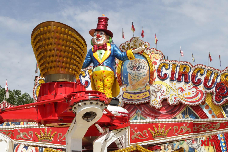 Im Circus Circus geht es rund (Foto: xity)