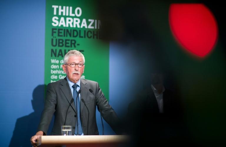 Früherer Berliner Finanzsenator Sarrazin kann aus SPD ausgeschlossen werden (© 2019 AFP)